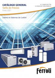 Ferroli 2021 climatización