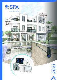 SFA Sanitrit Catalogo Tecnico 2021