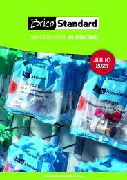 BricoStandard STH 2021. Edicion Julio